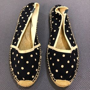 Soludos for Madewell Polkadot Espadrilles
